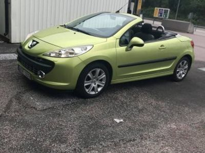 brugt Peugeot 207 CC