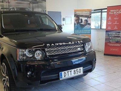 begagnad Land Rover Range Rover Sport 3.0 TDV6 4WD Aut -11
