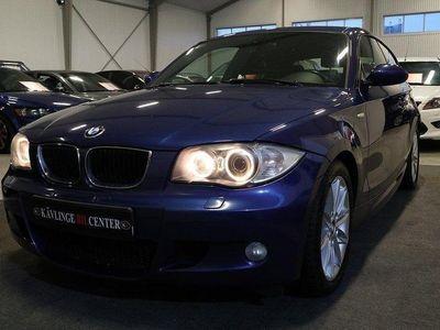 begagnad BMW 120 i 3-door M Sport, Advantage 170hk 3-Ä