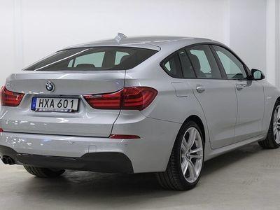 gebraucht BMW 530 Gran Turismo d xDrive M-Sport, Navi, Dieselvärmare, Drag 2016, Sedan 535 000 kr