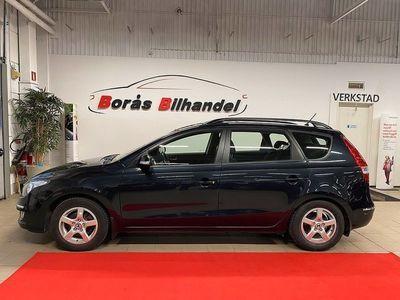 begagnad Hyundai i30 cw 1.6 CRDi 116hk/Nyservad