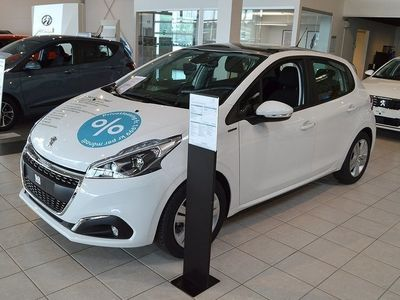 begagnad Peugeot 208 Privatleasing