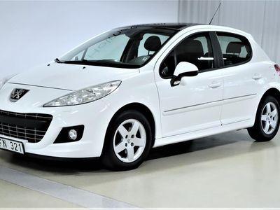 begagnad Peugeot 207 5-Dörrar 1.4 VTi Manuell 95hk