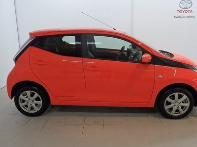 begagnad Toyota Aygo 1,0 5-D x-play Touch Demobil