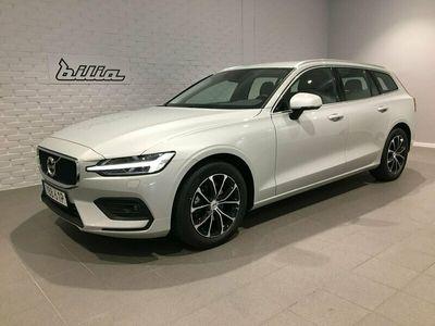 """begagnad Volvo V60 2021 B4 Bensin Mom Adv SE """"Demobil"""""""