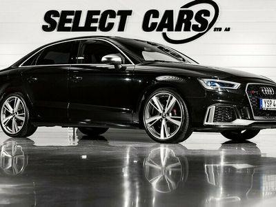 begagnad Audi RS3 Sedan 2.5 TFSI Quattro S Tronic Eu6 400hk