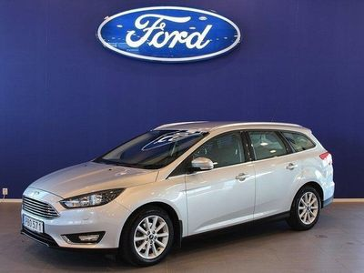 begagnad Ford Focus Kombi 1.0 EcoBoost