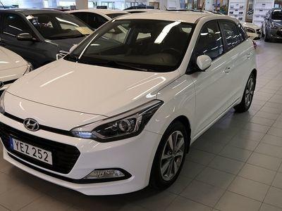 begagnad Hyundai i20 1.0 Turbo100 Hk M5 Premium