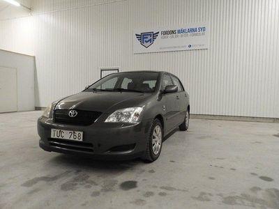 begagnad Toyota Corolla Reparationsobjekt