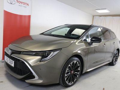 begagnad Toyota Corolla Touring Sports Hybrid 1.8 Executive SPI
