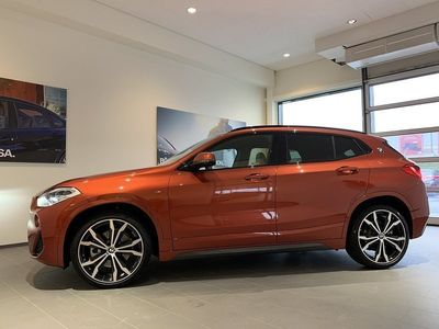 begagnad BMW X2 Aut sDrive20i Innovation Edition Fria V-Hjul -19