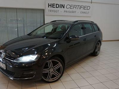 begagnad VW Golf ST 2,0 BlueMotion 150 HK