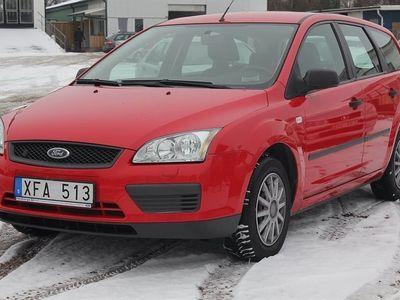begagnad Ford Focus 1,8 1%Ränta