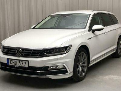 begagnad VW Passat 2.0 TDI 4MOTION R Line Executive