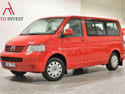 begagnad VW Caravelle 2.0 CNG Comfortline 115hk 8-sits