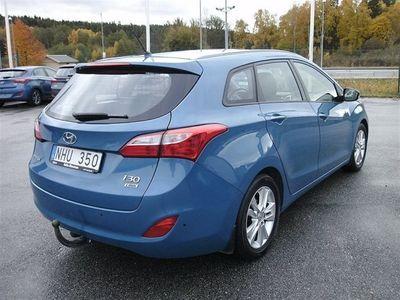 begagnad Hyundai i30 Kombi Business 1.6 CRDi/110 M6 Kombi