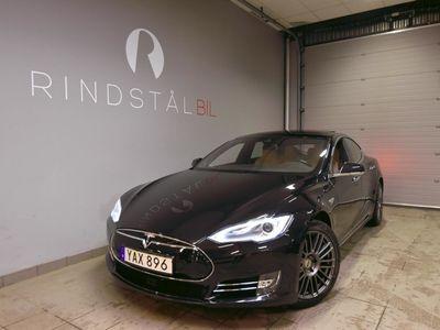 begagnad Tesla Model S 90D 428 HK AWD LEASEBAR 2800MIL