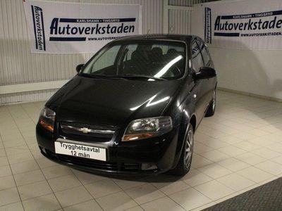 gebraucht Chevrolet Kalos 1.4 SE 2006, Halvkombi 19 900 kr