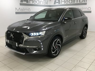 begagnad Citroën DS 7 Crossback DSE-Tense Exclusive AWD AT 2020, SUV 638 500 kr