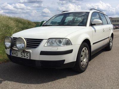 begagnad VW Passat 1.8T Variant (150hk)