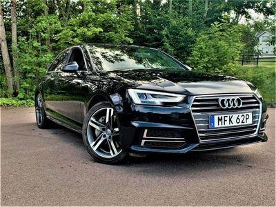 begagnad Audi A4 Sedan 2.0 TFSI S-line