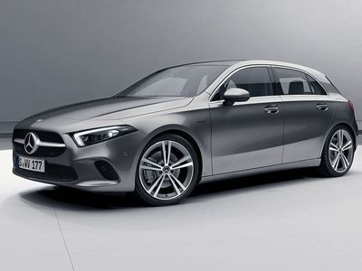 begagnad Mercedes A250 e Plug In-Hybrid PRIVATLEASING