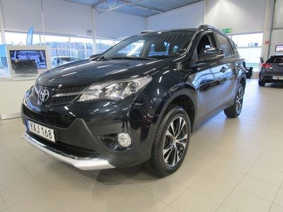 gebraucht Toyota RAV4 2.0 AWD Man Edition Feel