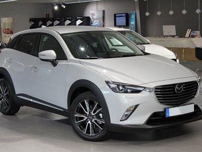 begagnad Mazda CX-3 Vision 2,0 120hk 10års garanti - 2,95% ränta SUV