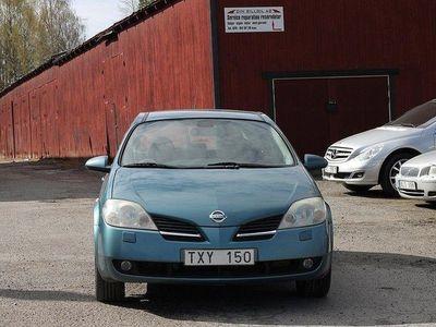 begagnad Nissan Primera Traveller 2.0 Ny Besiktad