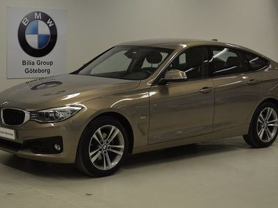 begagnad BMW 320 Gran Turismo d Aut xDrive Sport Line -16