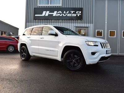 begagnad Jeep Grand Cherokee 3.0 V6 CRD 4WD Overland