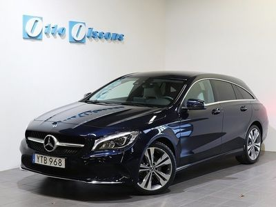 begagnad Mercedes CLA200 Shooting Brake Premium Aut, Drag