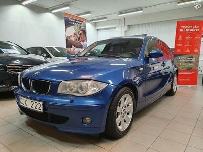 begagnad BMW 120 i Automat,Steptronic,Taklucka,150hk