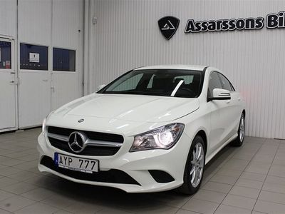 gebraucht Mercedes CLA220 CDI BUSINESS COUPE AUTOMAT