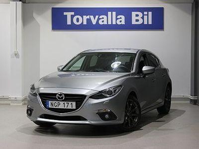 begagnad Mazda 3 2,0 Vision R 165hk