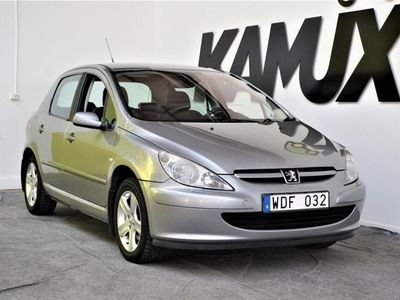 begagnad Peugeot 307 2.0 | XS | 2004, Halvkombi 24 900 kr