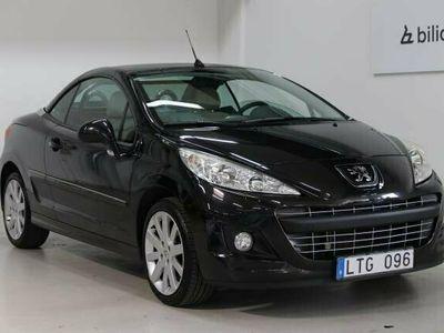 begagnad Peugeot 207 CC 1.6 VTi 120hk