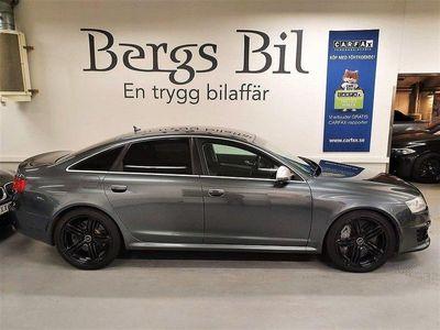 begagnad Audi RS6 V10 720HK MILLTEK MINTCONDITION