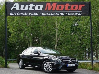 begagnad Mercedes 220 C-Klass9G-Tronic Euro 6 SE EDITION 194hk