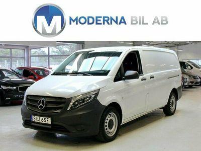 begagnad Mercedes Vito 116 d AUT EU6 163HK M-VÄRM/DUBBLA SIDODÖRRAR