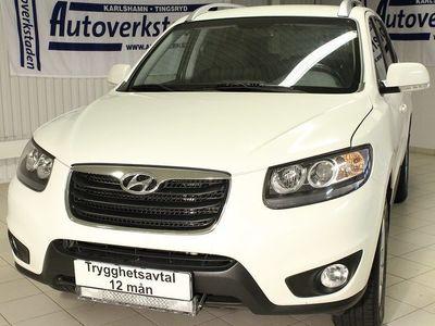 begagnad Hyundai Santa Fe 2.2 CRDi 197hk Automat