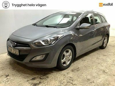 begagnad Hyundai i30 1.6 CRDi Kombi (110hk)