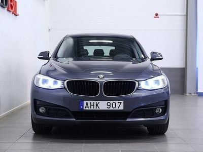 begagnad BMW 320 Gran Turismo d 184hk xDrive Business (Sportstolar)