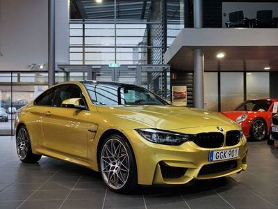 begagnad BMW M4 Competition 450hk Coupé