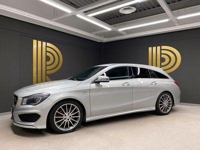 begagnad Mercedes 250 CLA Benz4MATIC AMG Exclusive Navi Harman 2015, Sportkupé 269 900 kr