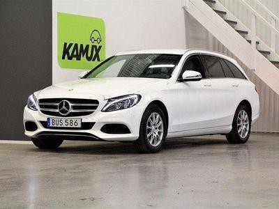 begagnad Mercedes 220 CDrag Burmester S&V-Hjul
