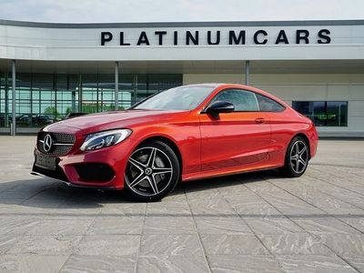 brugt Mercedes 300 C-KlassCoupe AMG Line Night Edition / Designo