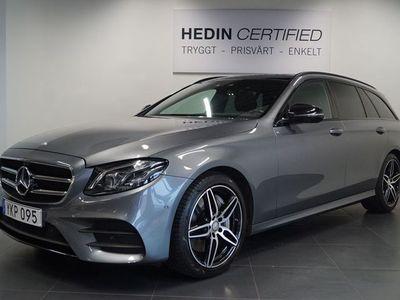 begagnad Mercedes E350 - BenzAMG NIGHTPACKAGE