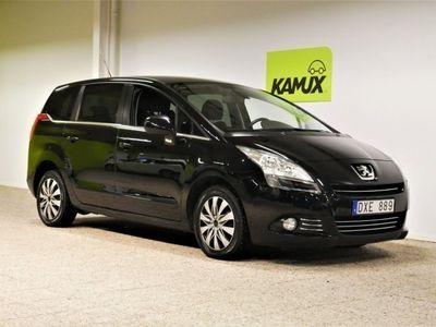 brugt Peugeot 5008 1.6 e-HDI S&V AUX LIM ACC