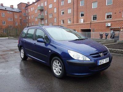 begagnad Peugeot 307 2.0 Kombi (136hk) 0 % RÄNTA